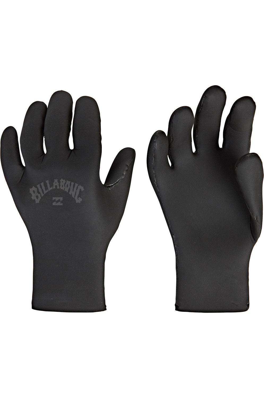 Luvas Neoprene Billabong 2MM ABSO 5 FINGER Black