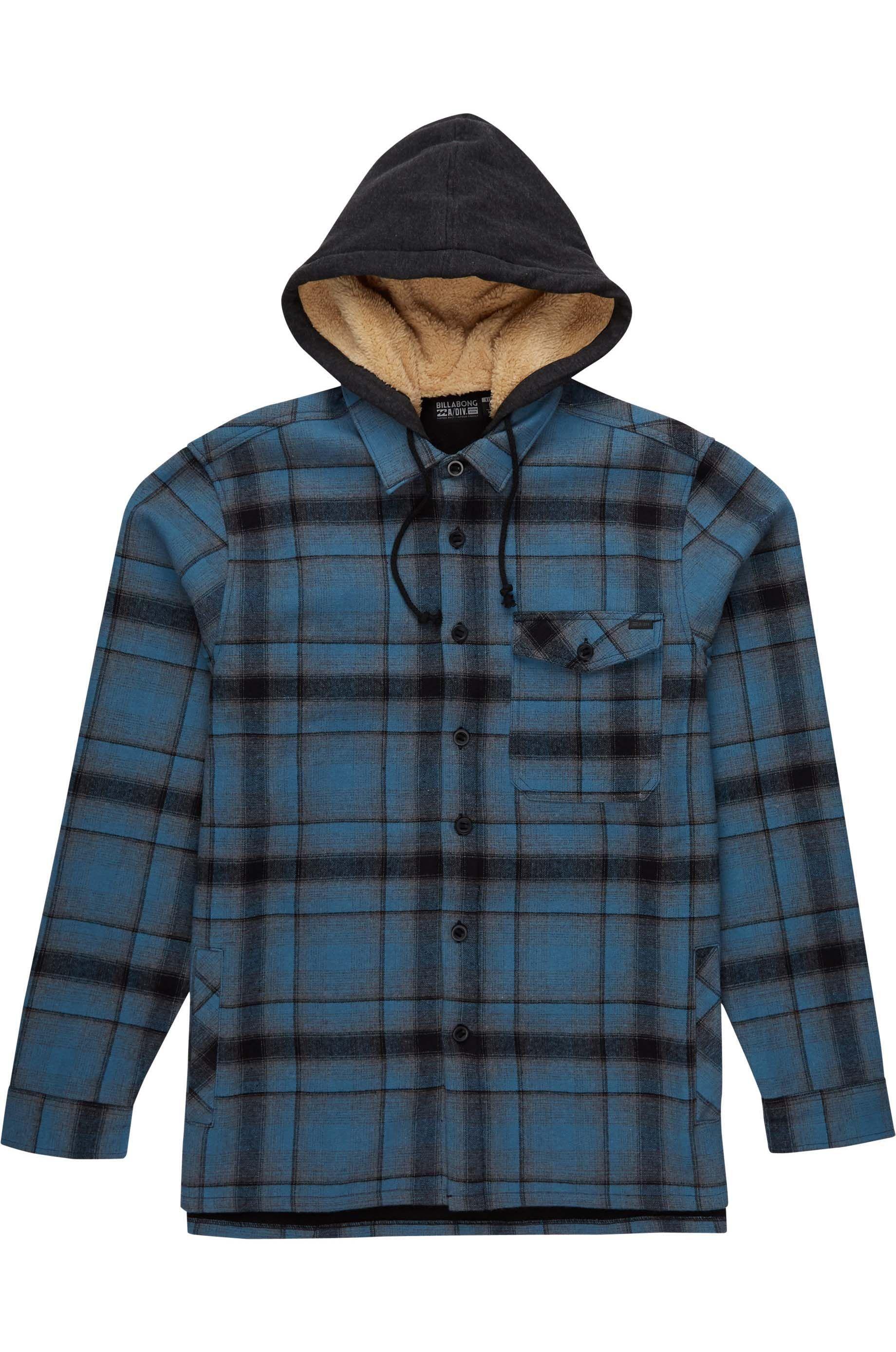 Camisa Billabong FURNACE BONDED Washed Blue
