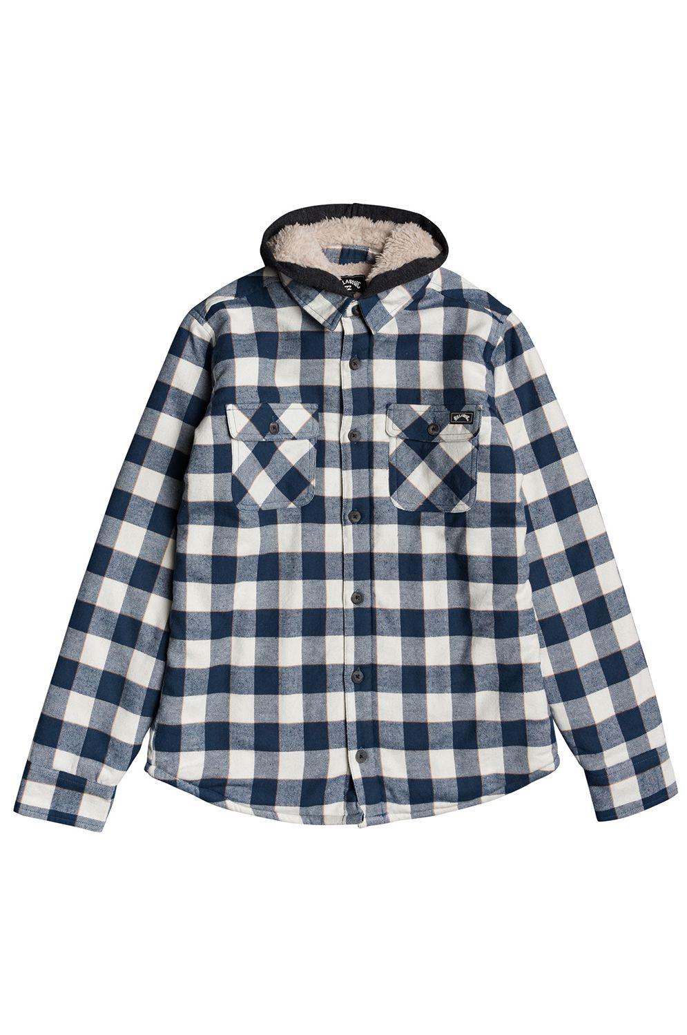 Camisa Billabong ALL DAY SHERPA BOYS Birch