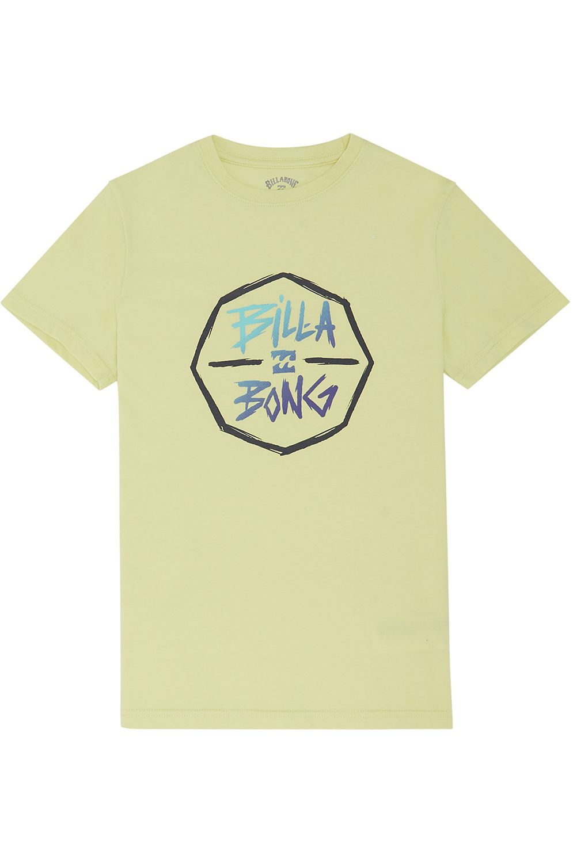 T-Shirt Billabong OCTO BOY Neo Lemon
