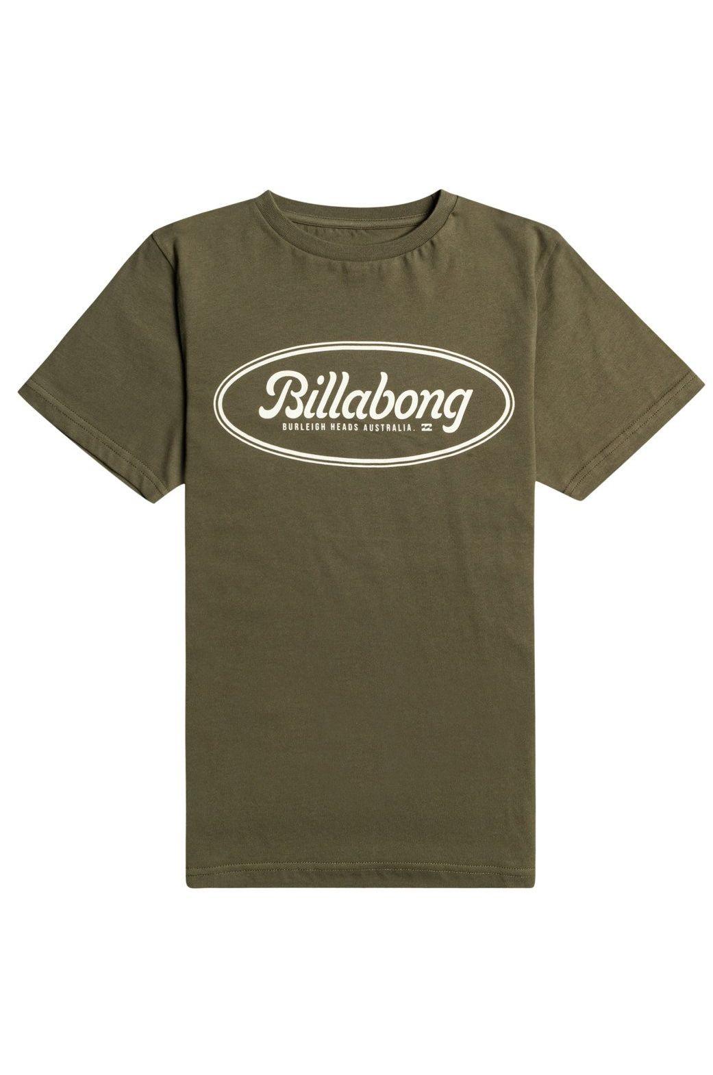 Billabong T-Shirt BEACH STATE SS BOY Military