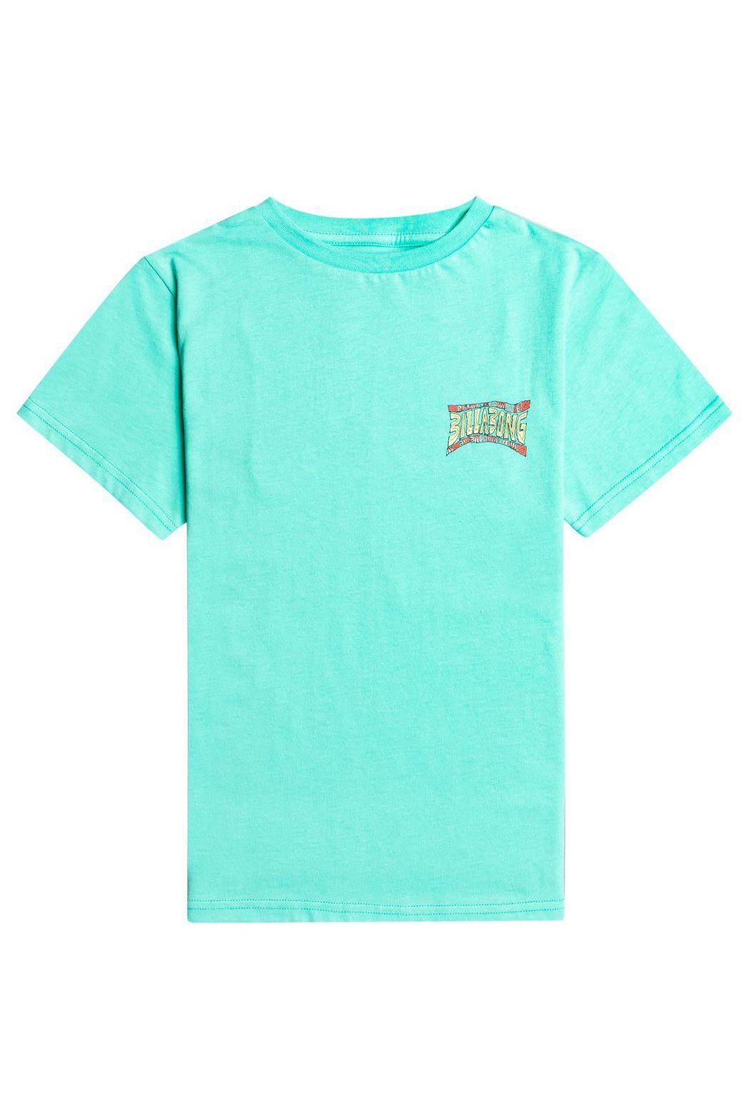 Billabong T-Shirt TRIBAL SS BOY Light Aqua