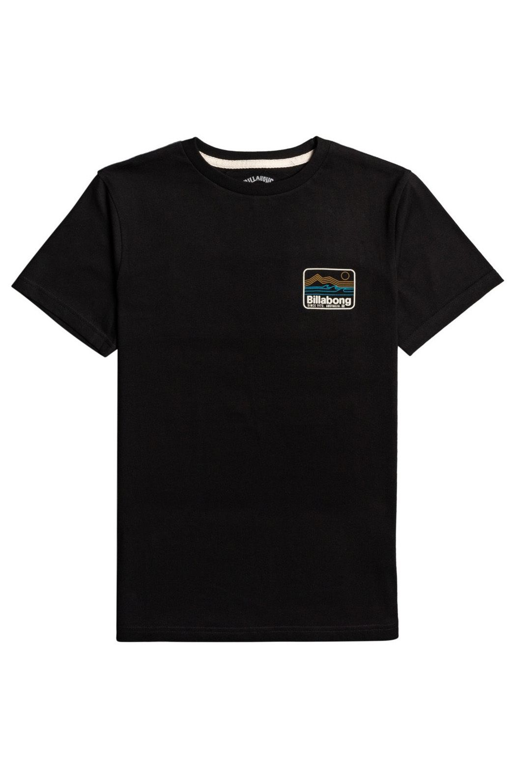 T-Shirt Billabong DREAM COAST SS BOY SPORTING GOOD PROGR. Black