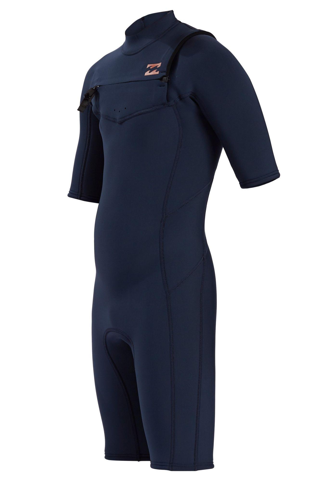 Billabong Wetsuit 202 BOYS ABSO CZ FL Slate Blue 2x2mm