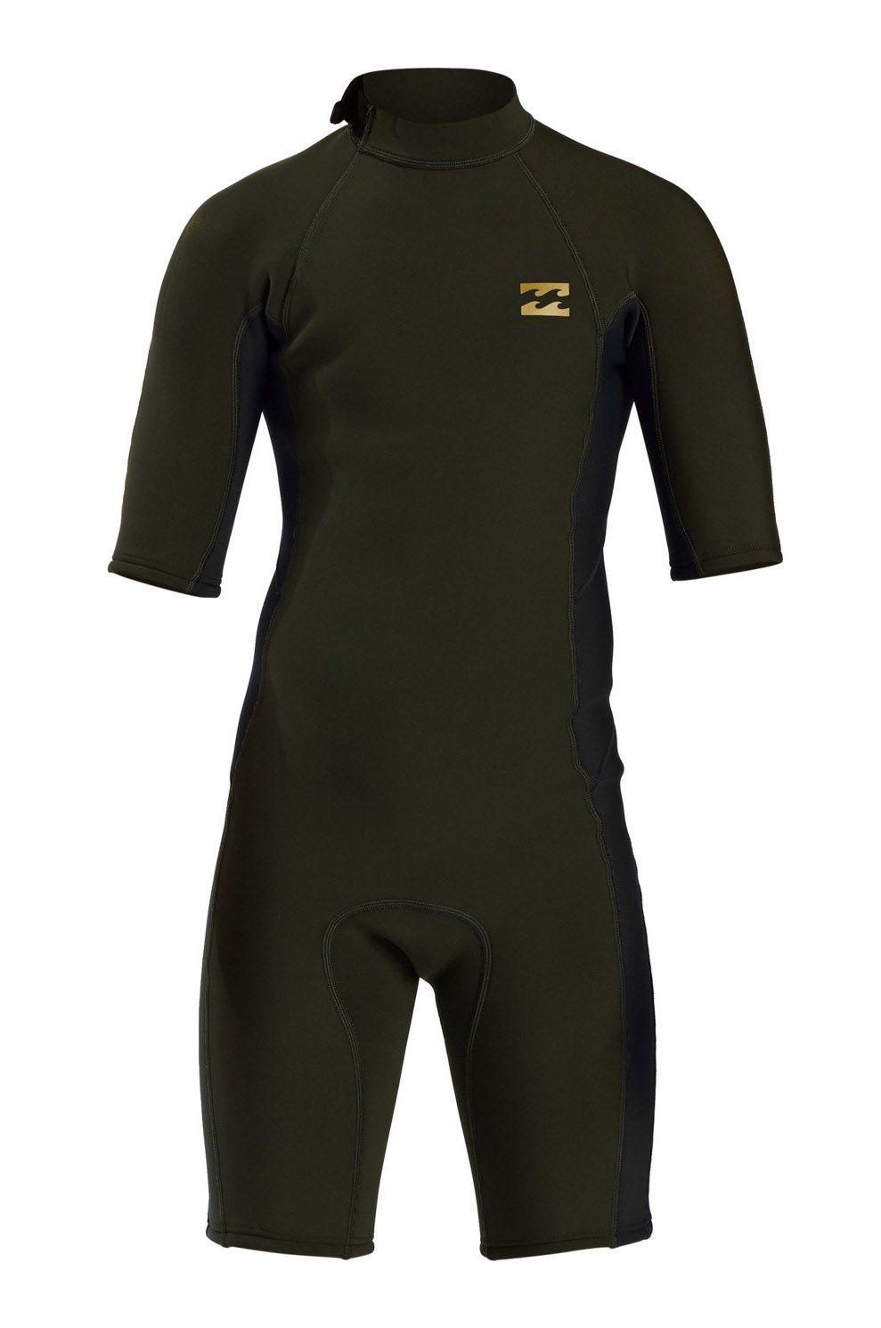 Billabong Wetsuit 202 BOYS ABSO BZ FL Military 2x2mm
