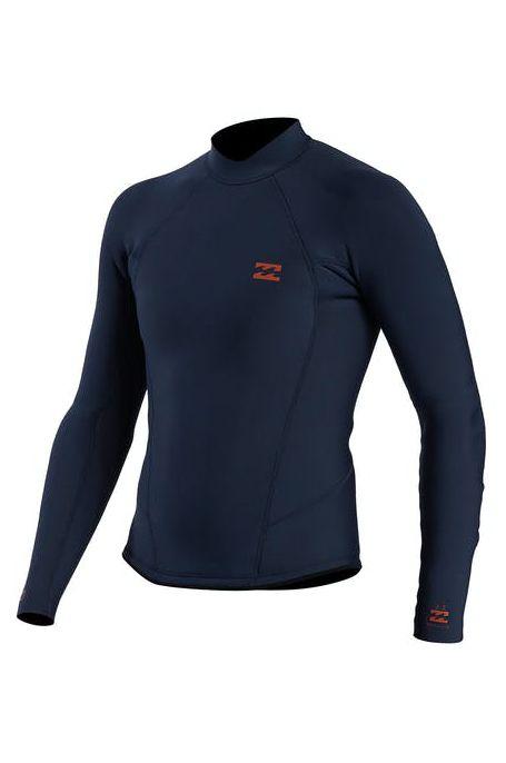 Billabong Wetsuit 202 BOYS ABSOLUTE LS Slate Blue 2x2mm