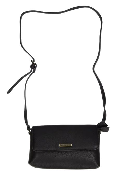 Mala Billabong SQUARE BAG Black