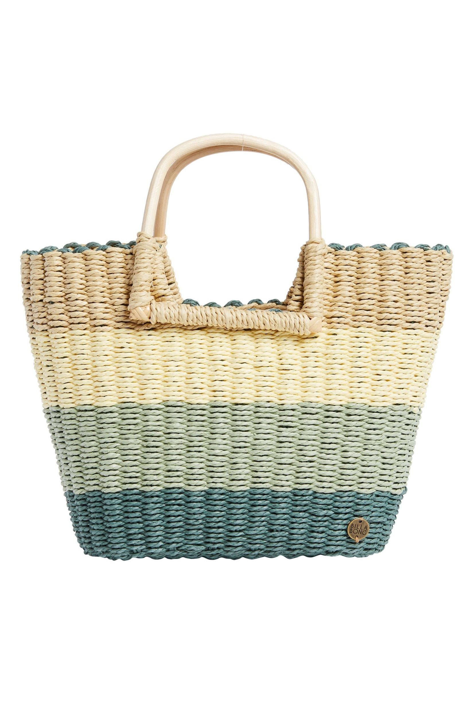 Billabong Bag  RIDE THE WAVES SALTY BLONDE Clover