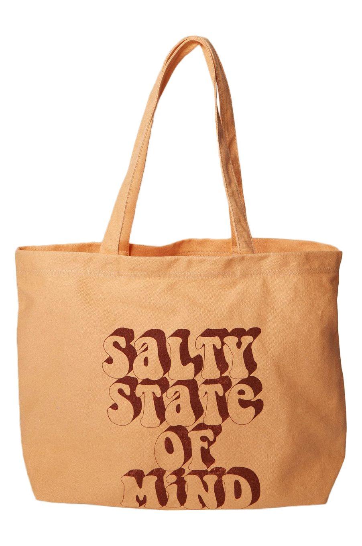 Billabong Bag TAKE ME TOO TOTE SALTY BLONDE Tropcl Peach