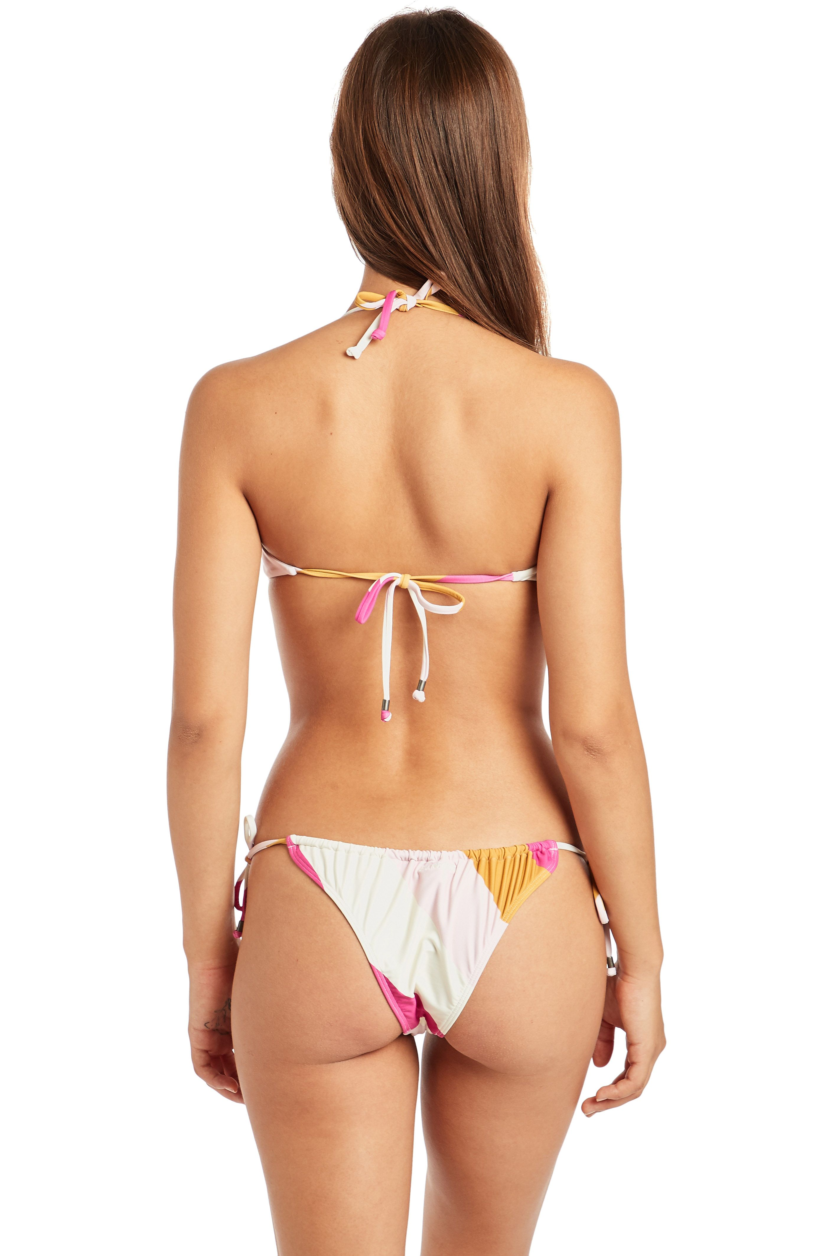 Bikini Top Billabong SOUL STRIPE BANDEAU COSTA DEL SOL Multi