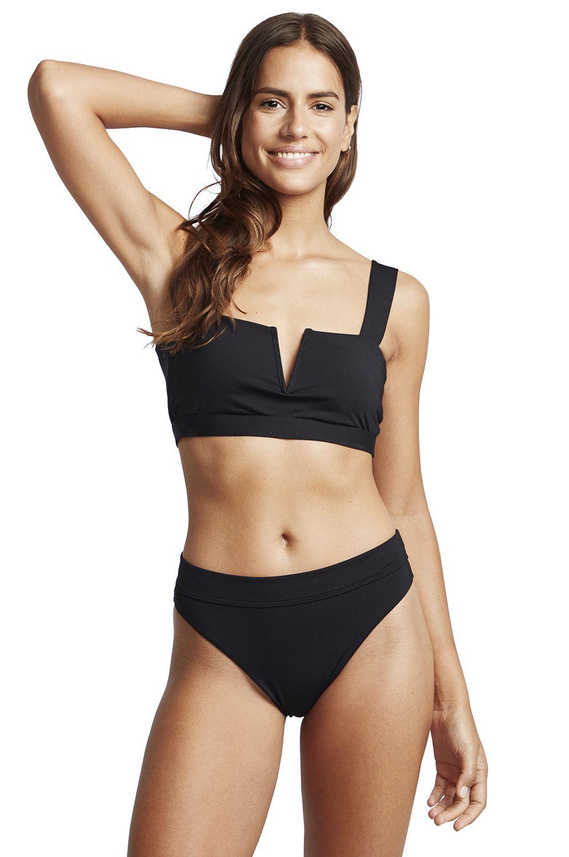 Bikini Tanga Billabong MAUI RIDER SOL SEARCHER Black Pebble
