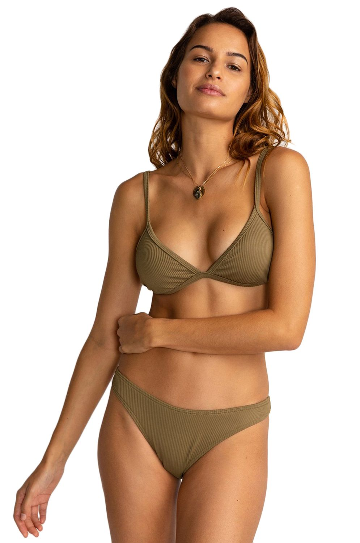 Bikini Tanga Billabong SAND DUNES HIKE Olive