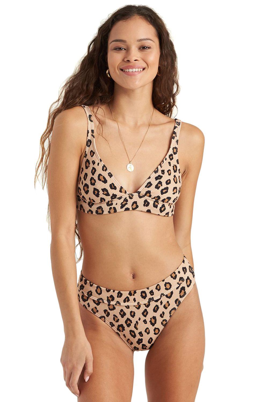 Bikini Top Billabong WILD WAYS BAND TRI Animal
