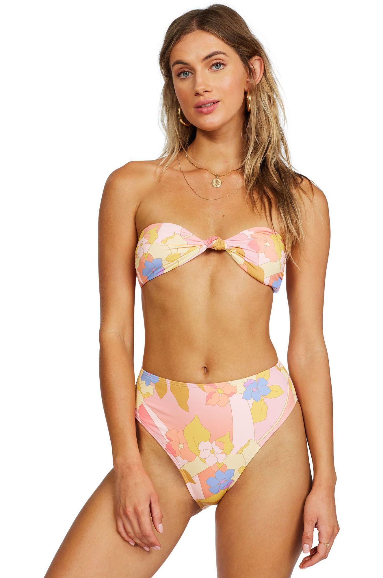 Bikini Top Billabong GROOVY GARDEN LULU B Multi