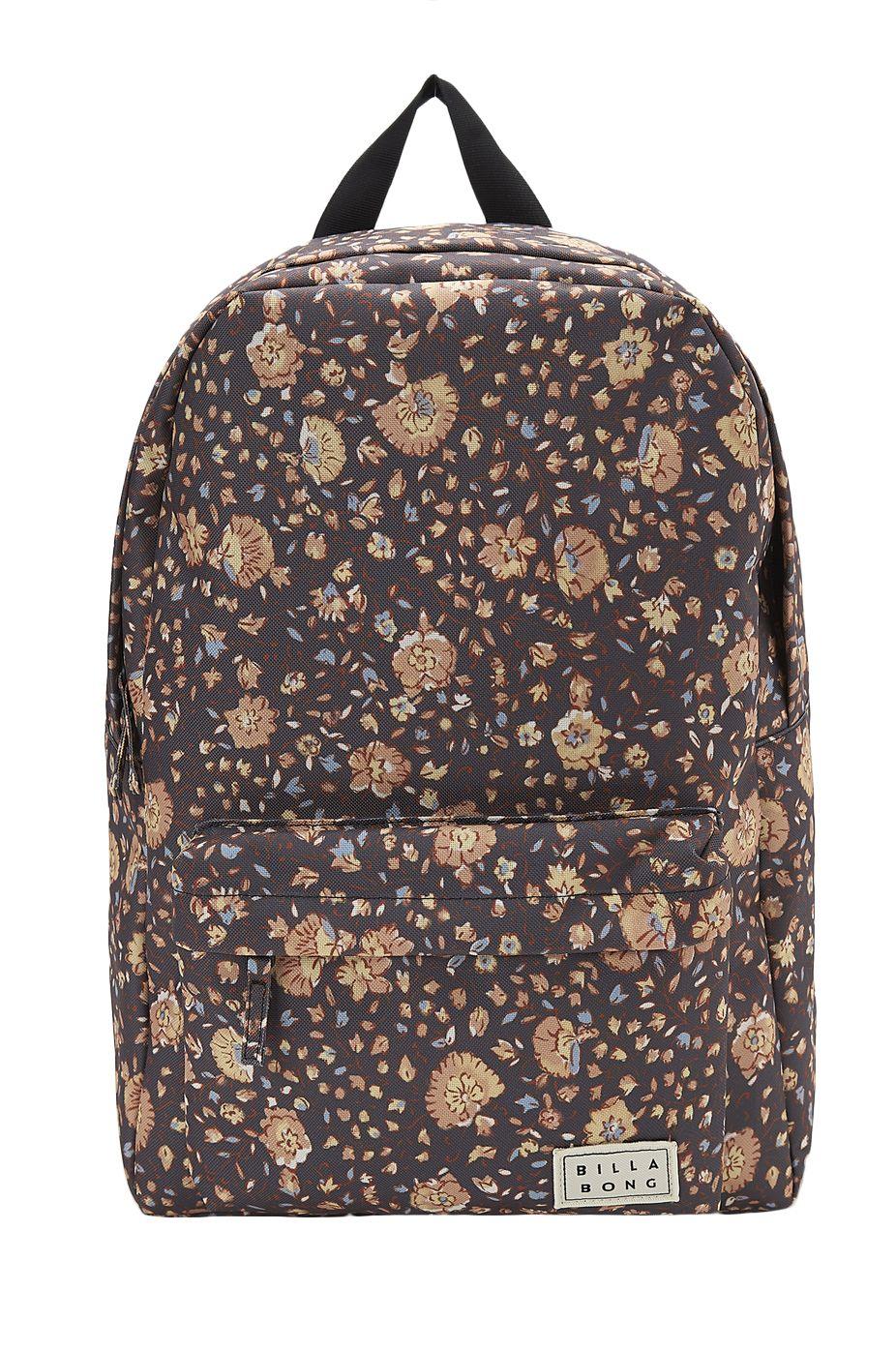 Billabong Backpack NEXT TIME Black Fade