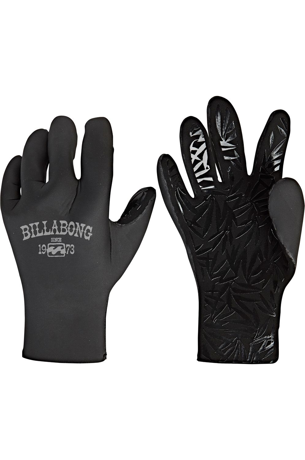 Luvas Neoprene Billabong 2MM SYNERGY SURF CAPSULE Black