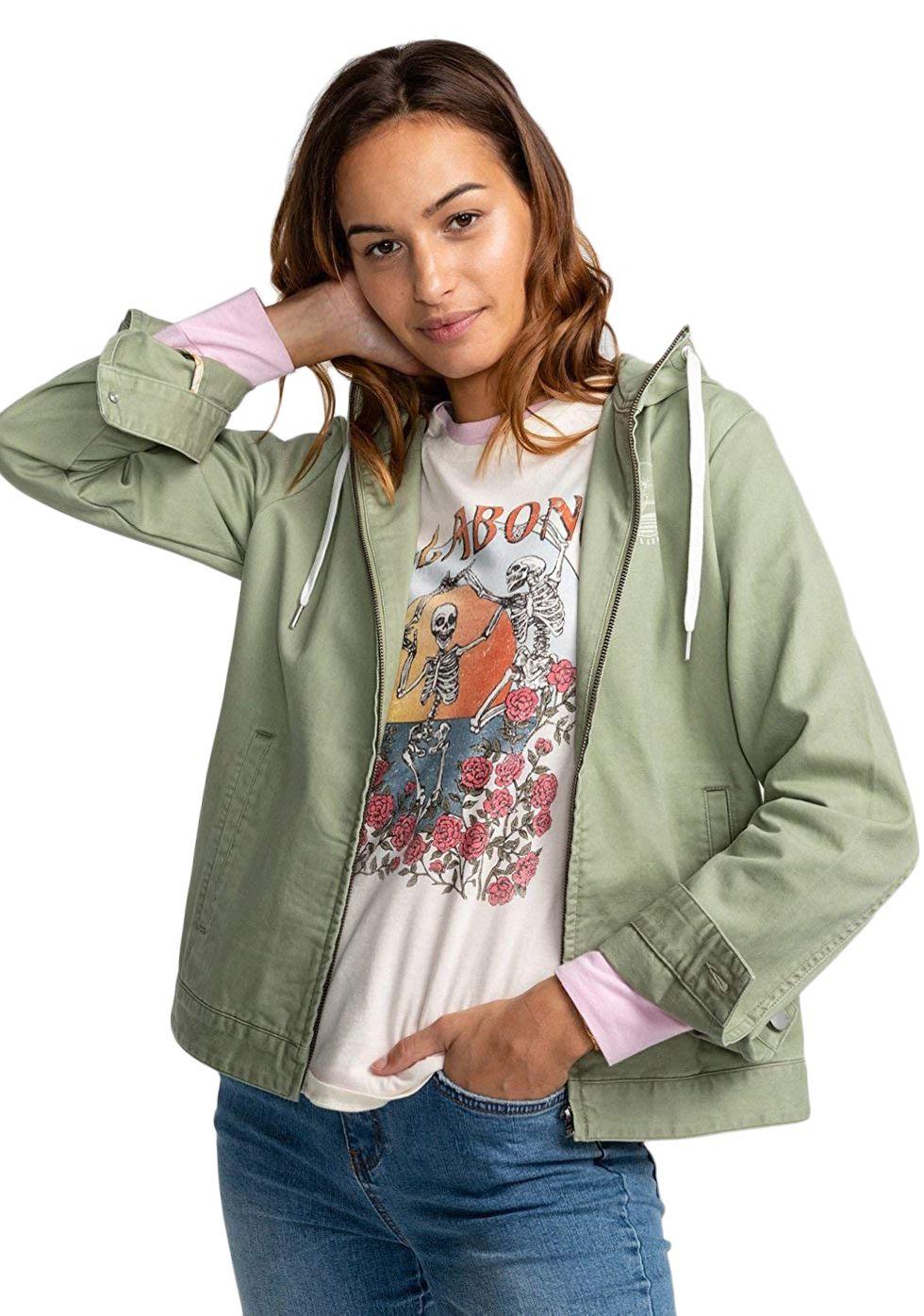 Billabong Jacket CONEY Earth Green