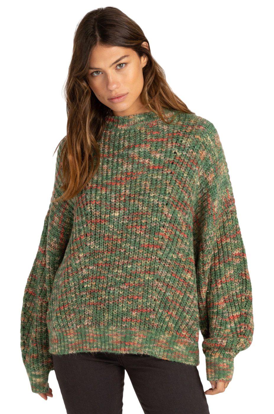 Billabong Sweater THROUGH THE JUNGLE PARADISE FOUND Multi