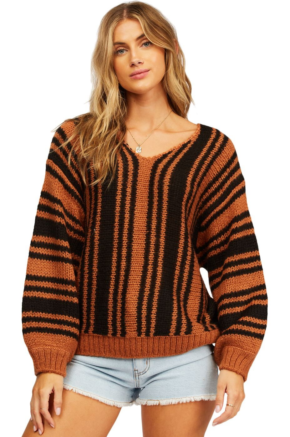 Billabong Sweater LAID BACK PARADISE FOUND Coconut