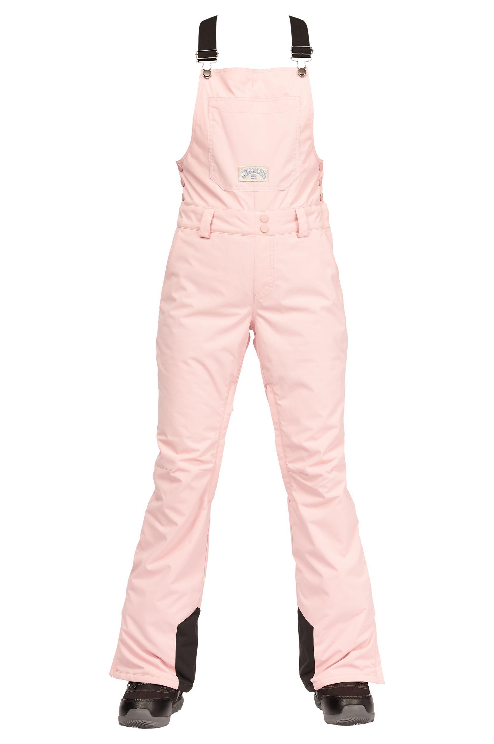 Calças Billabong RIVA BIB Ice Pink
