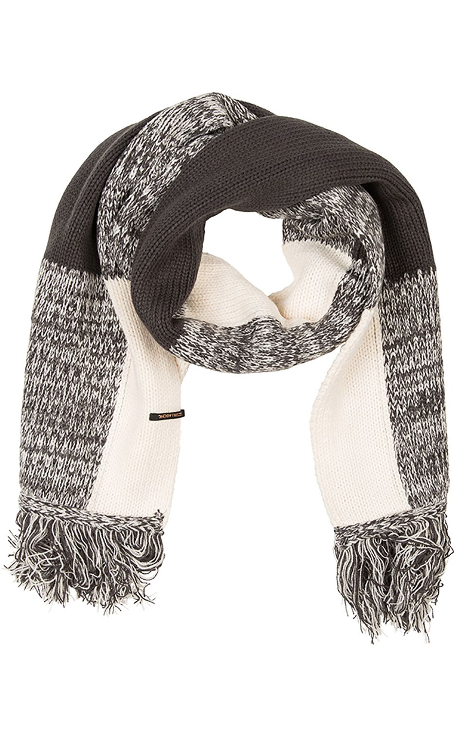 Cachecol Billabong WILD COLD Off Black