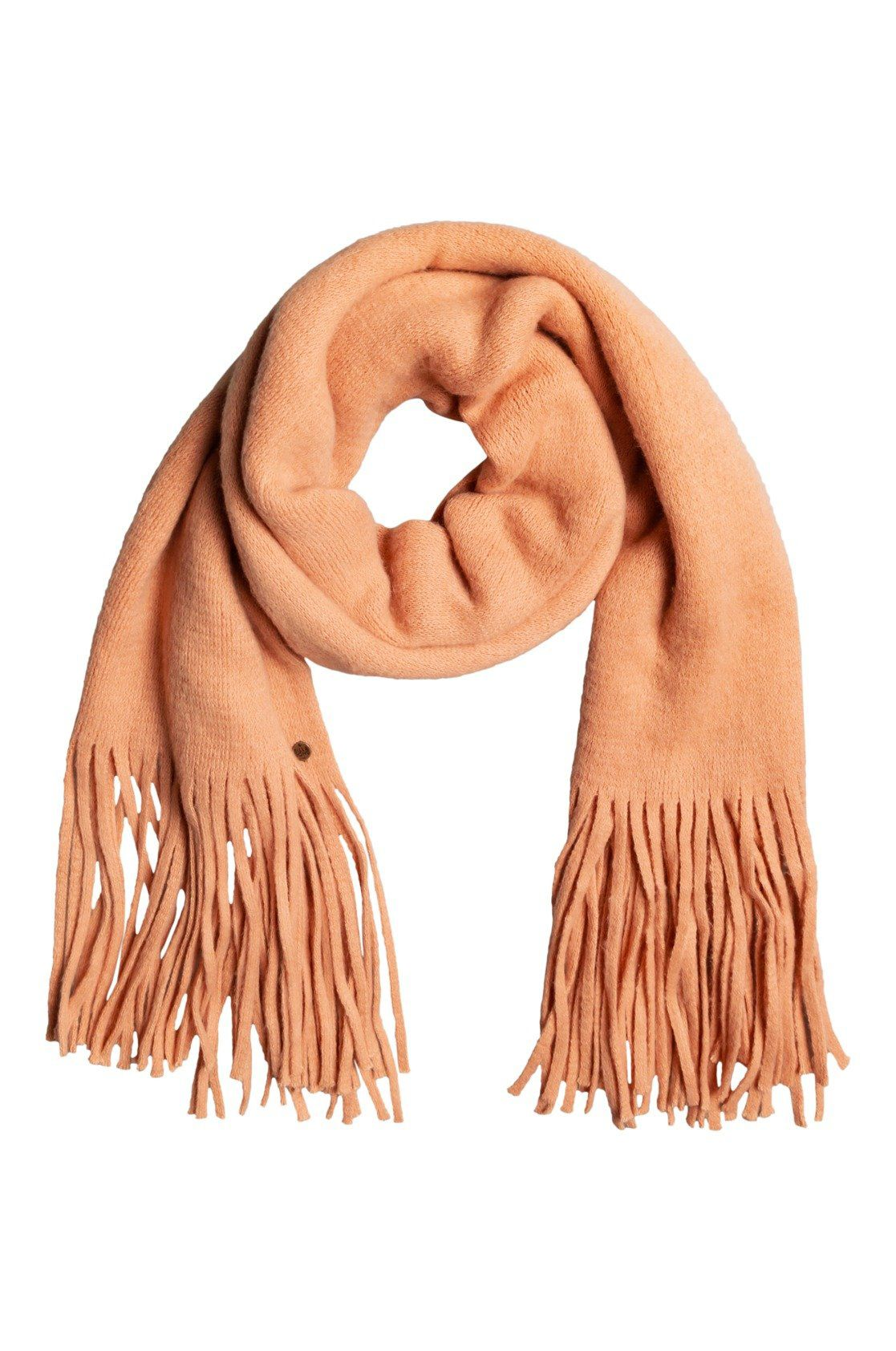 Billabong Scarf ON THE FRINGES Amber Yellow