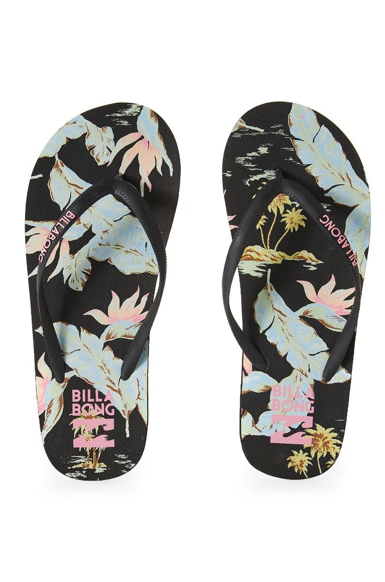Billabong Sandals DAMA Black Pebble