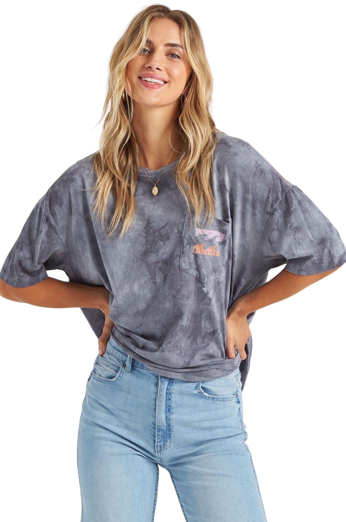 Billabong T-Shirt ROUGH WAVES SWEET SESSIONS Ink