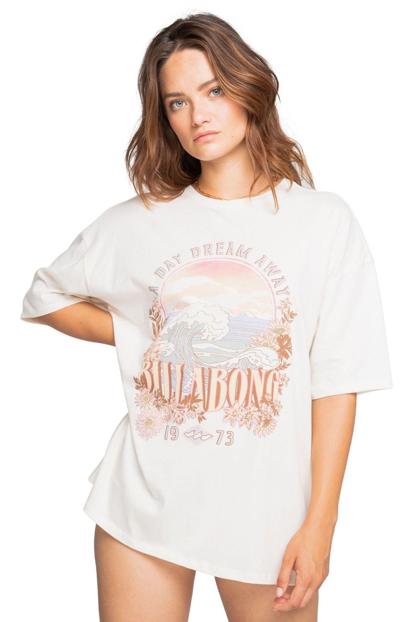 Billabong T-Shirt DREAMY DAY SWEET SESSIONS Salt Crystal