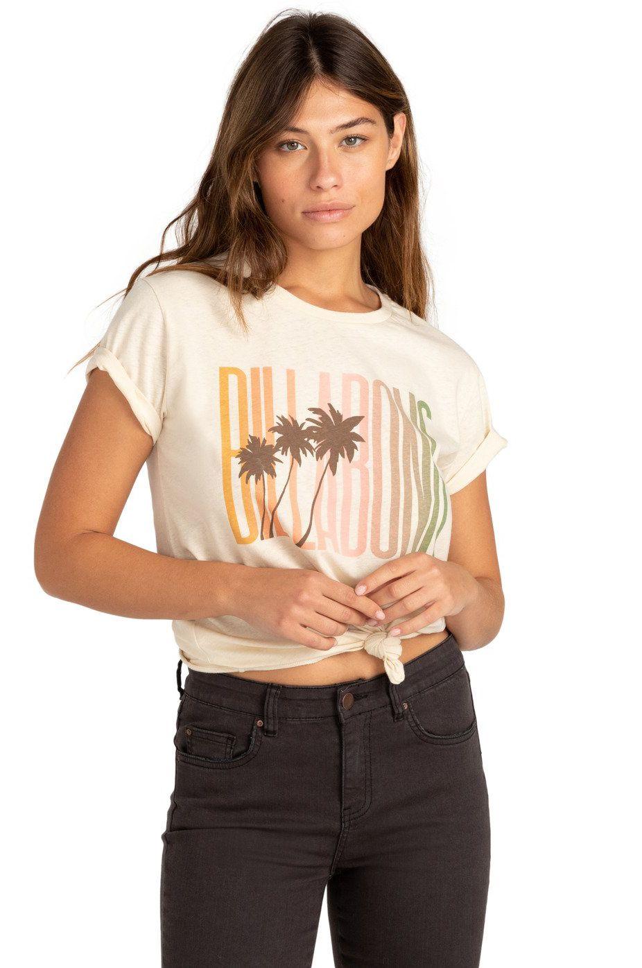 T-Shirt Billabong TOTAL RADNESS Salt Crystal