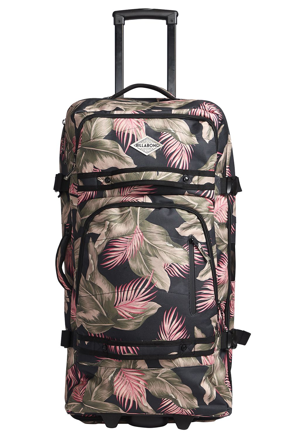 Mala Viagem Billabong KEEP IT ROLLIN Sage