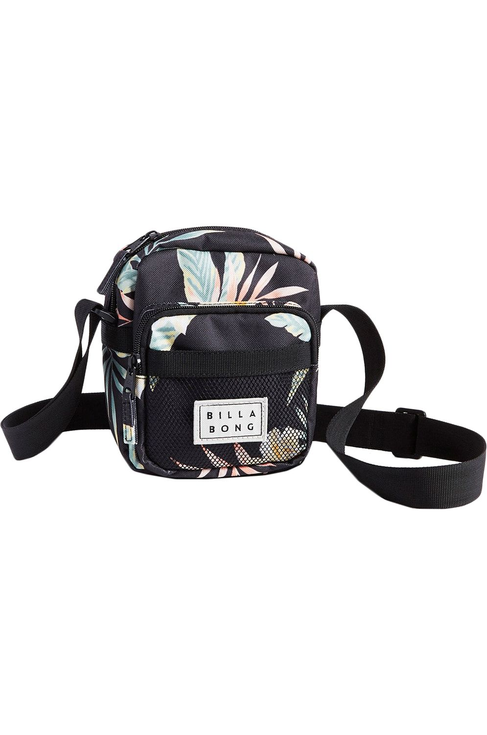 Bolsa Billabong PASS BY Black/Green