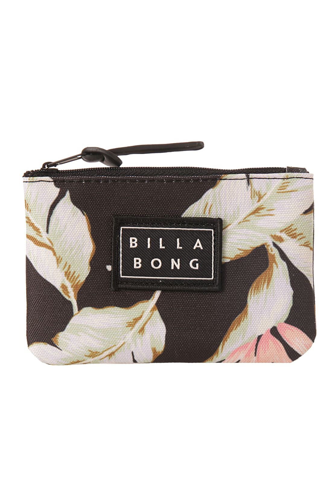 Carteira Billabong TINY CASE Black/Mint