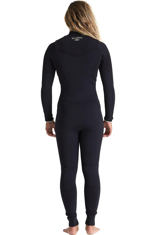 Fato Neoprene Billabong E SALTY DAYZ FULL 302 SURF CAPSULE Onyx 3x2mm