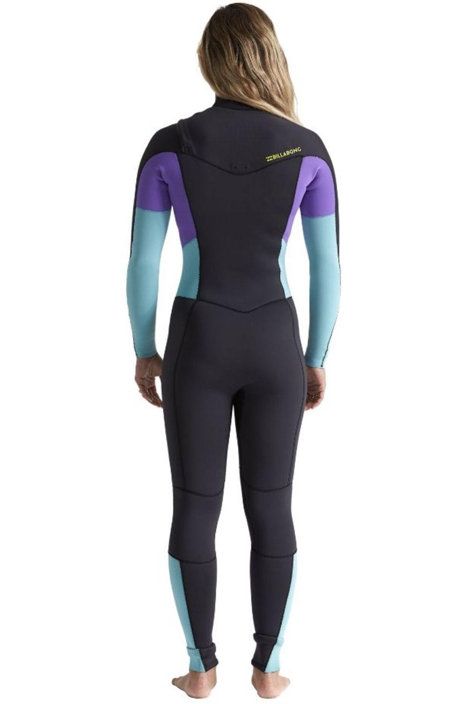 Billabong Wetsuit 403 FURN SYN CZ GBS Blue Lagoon 4x3mm