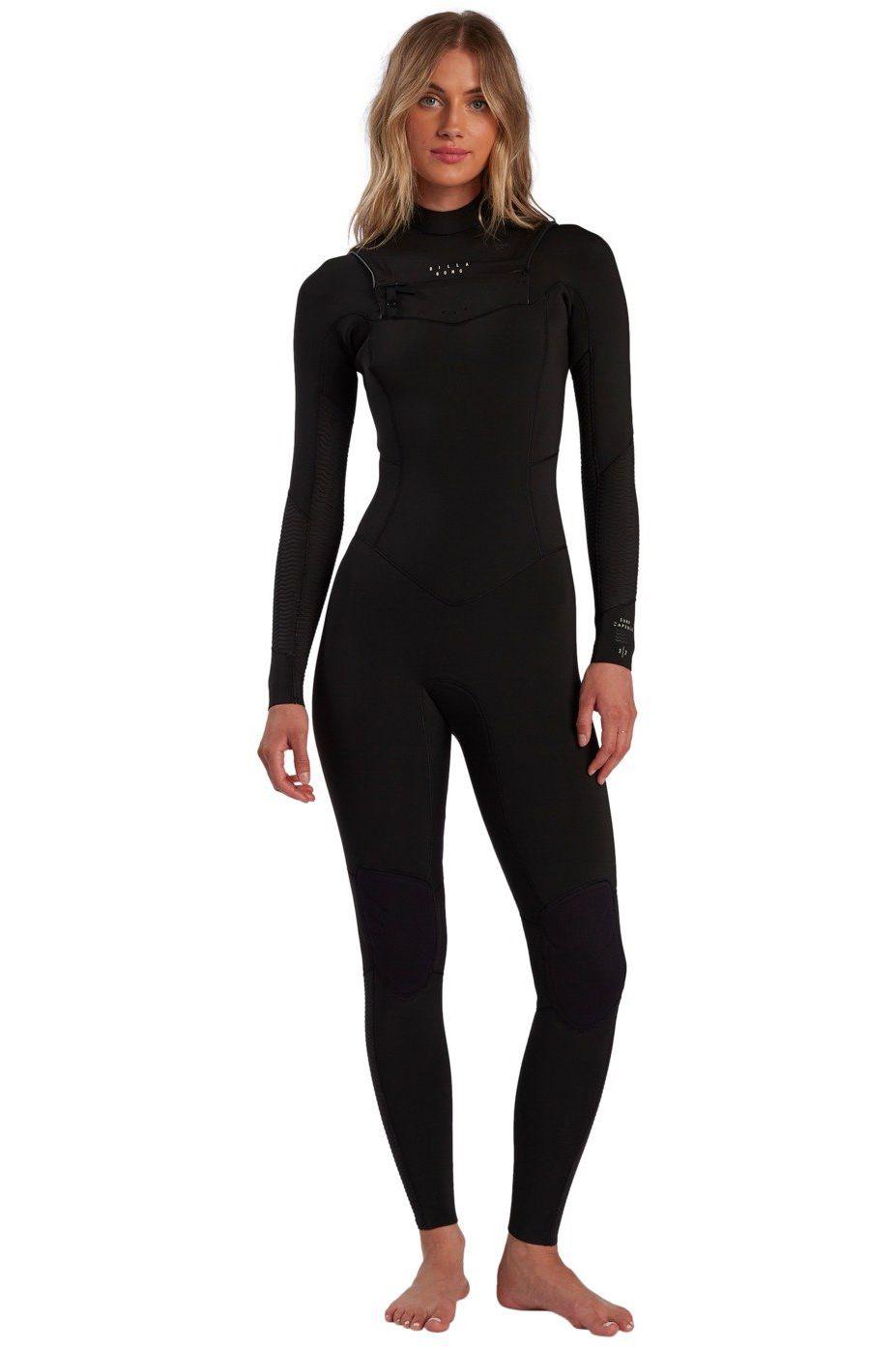 Billabong Wetsuit 302 SALTY DAYZ FULL SURF CAPSULE Black 3x2mm