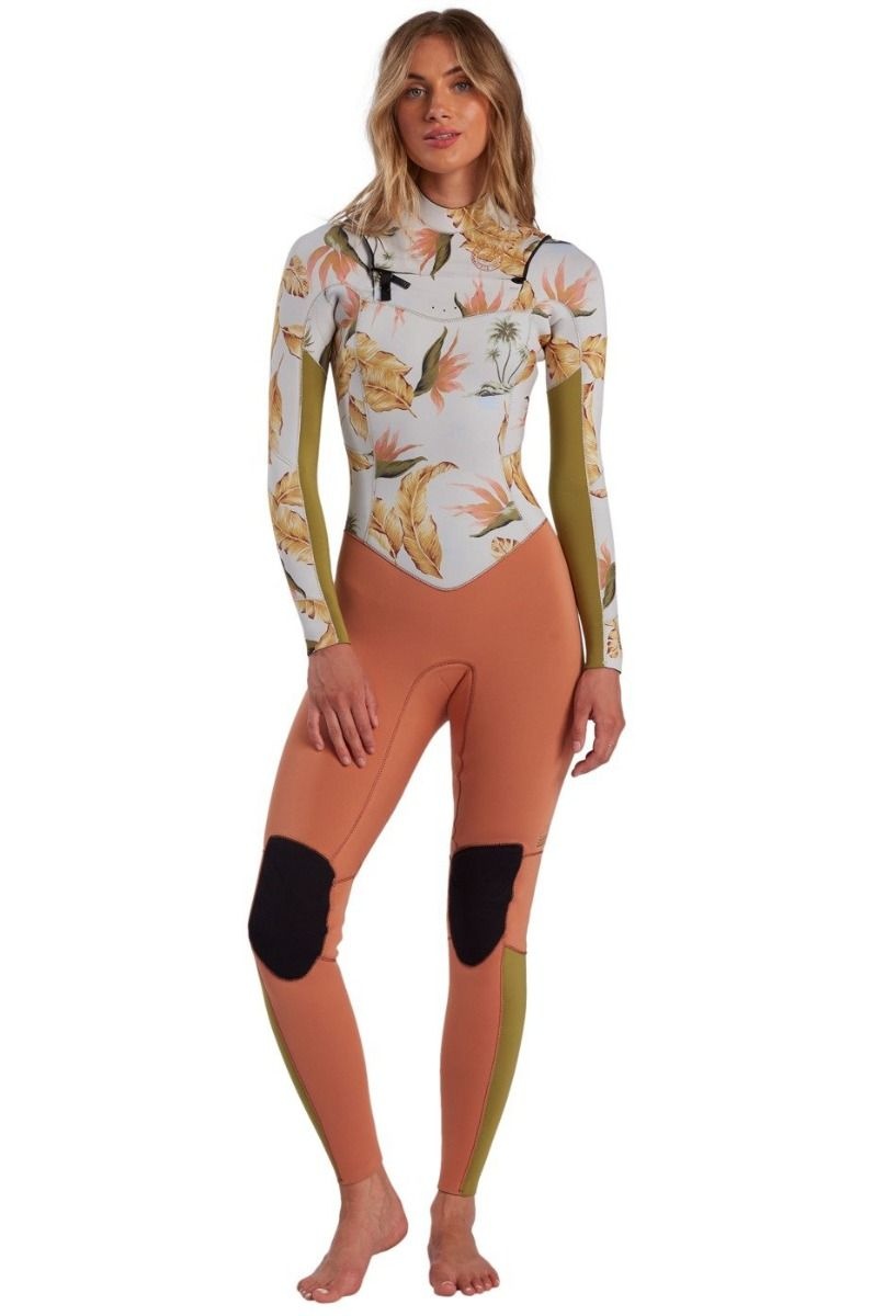 Billabong Wetsuit 302 SALTY DAYZ FULL SURF CAPSULE Canvas Neo 3x2mm