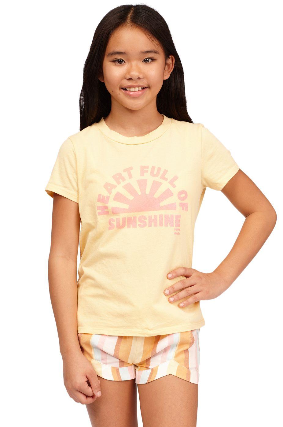 Billabong T-Shirt HEART OF SUNSHINE Mimosa