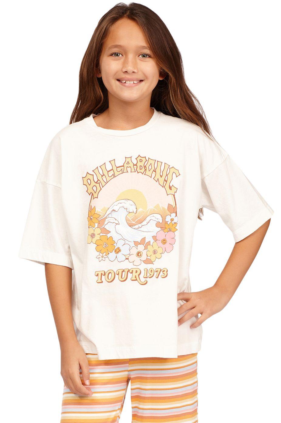 Billabong T-Shirt CLASSIC SURF Salt Crystal