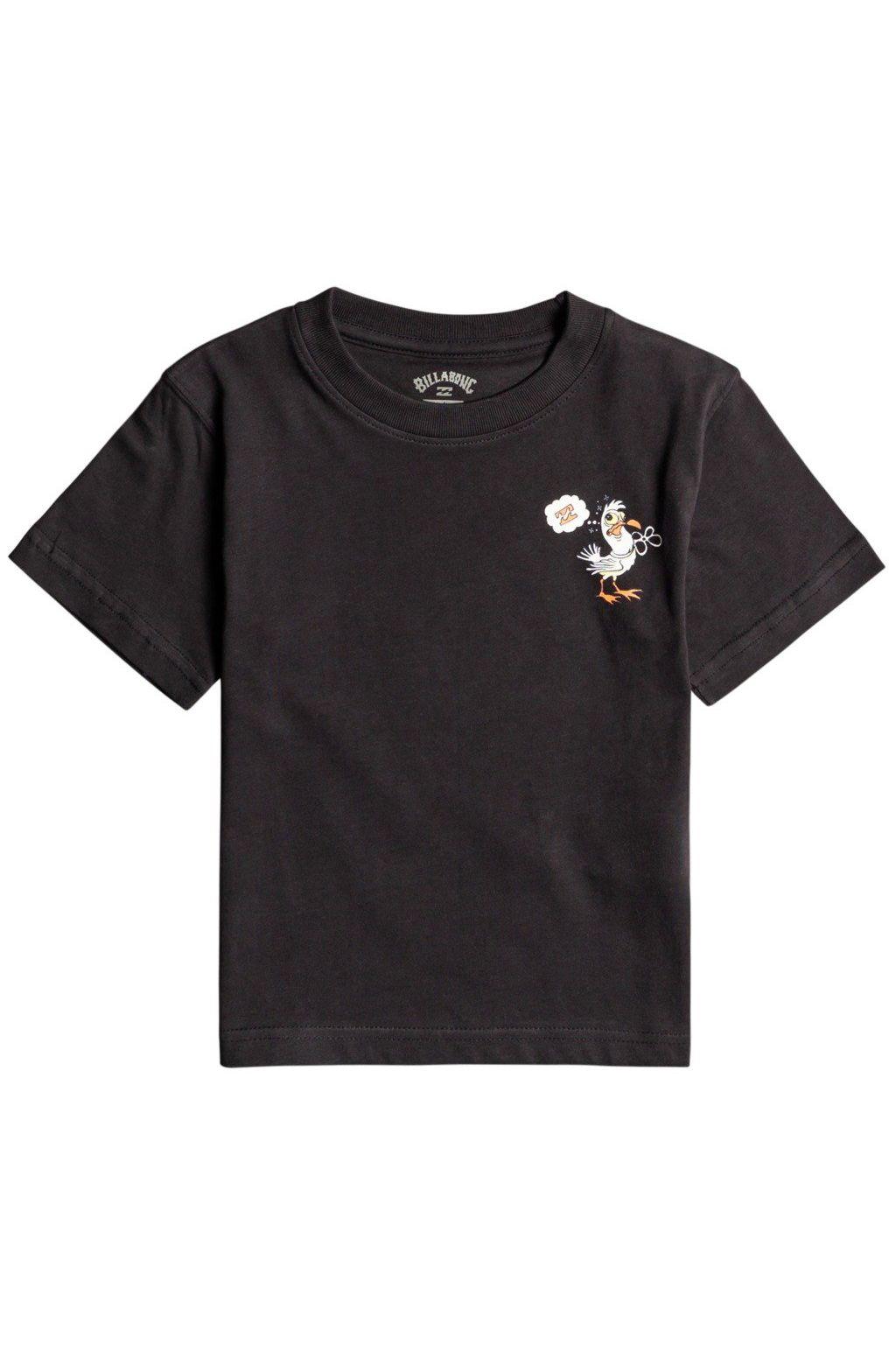 T-Shirt Billabong ENCOUTERS SS TODDLER Black