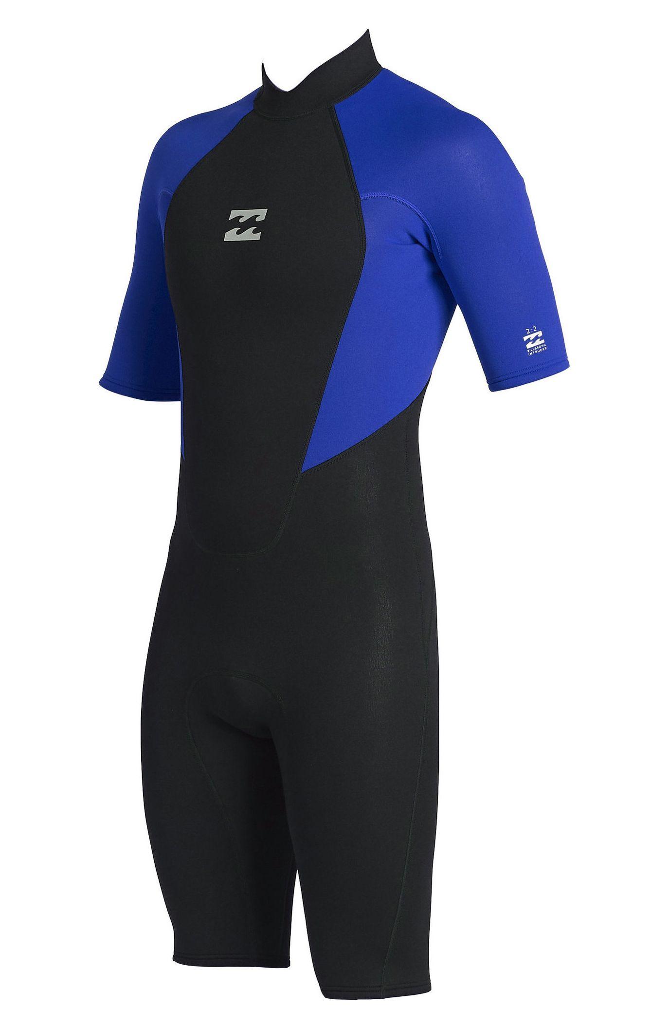 Billabong Wetsuit 22 T INTRDR BZ FL SP Blue 2x2mm