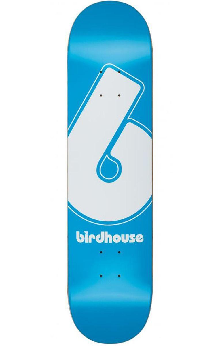 "Tabua Birdhouse 7.75"" GIANT B Blue"