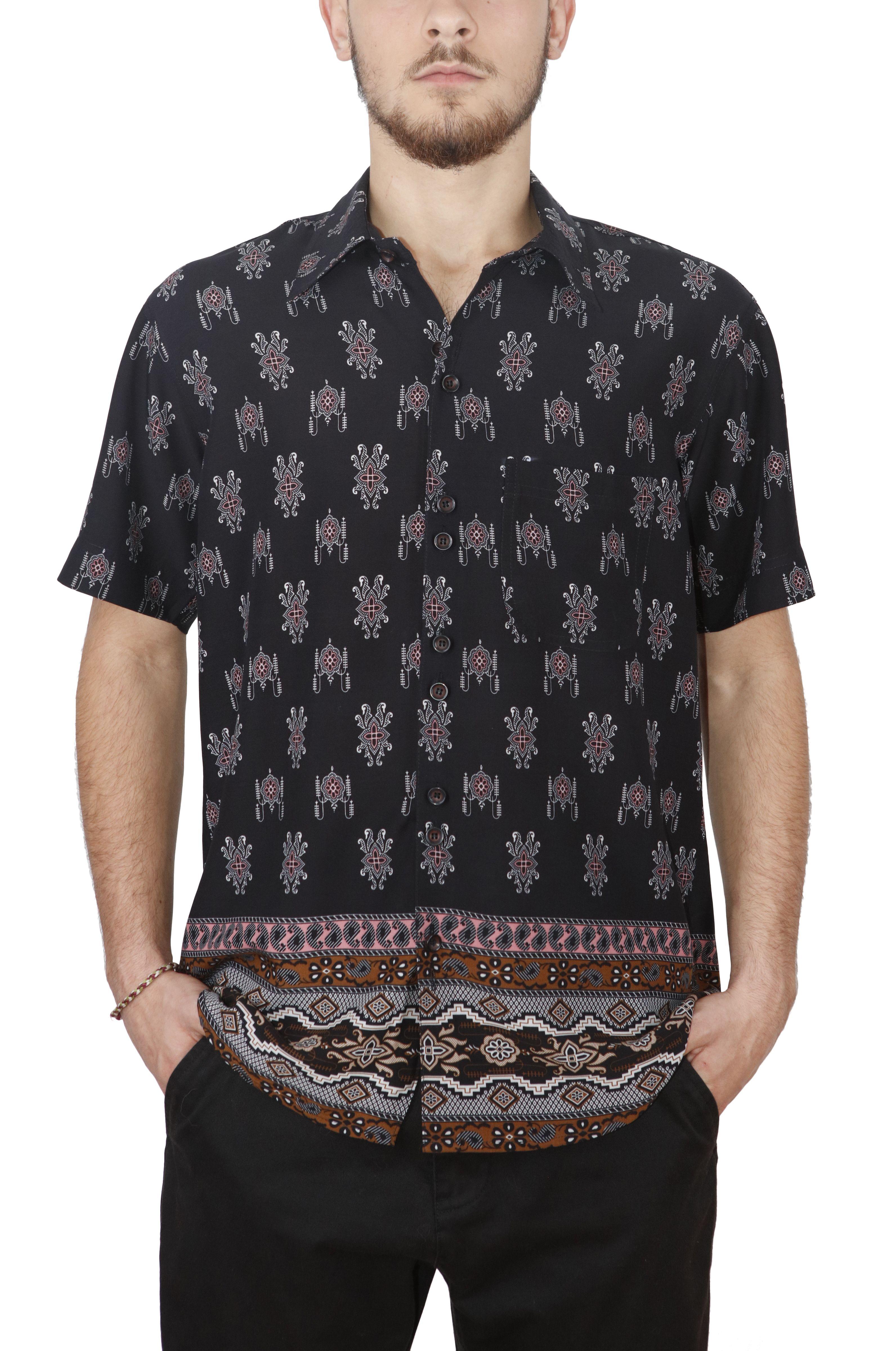 Black Mamba Shirt MALANA Black/Pink