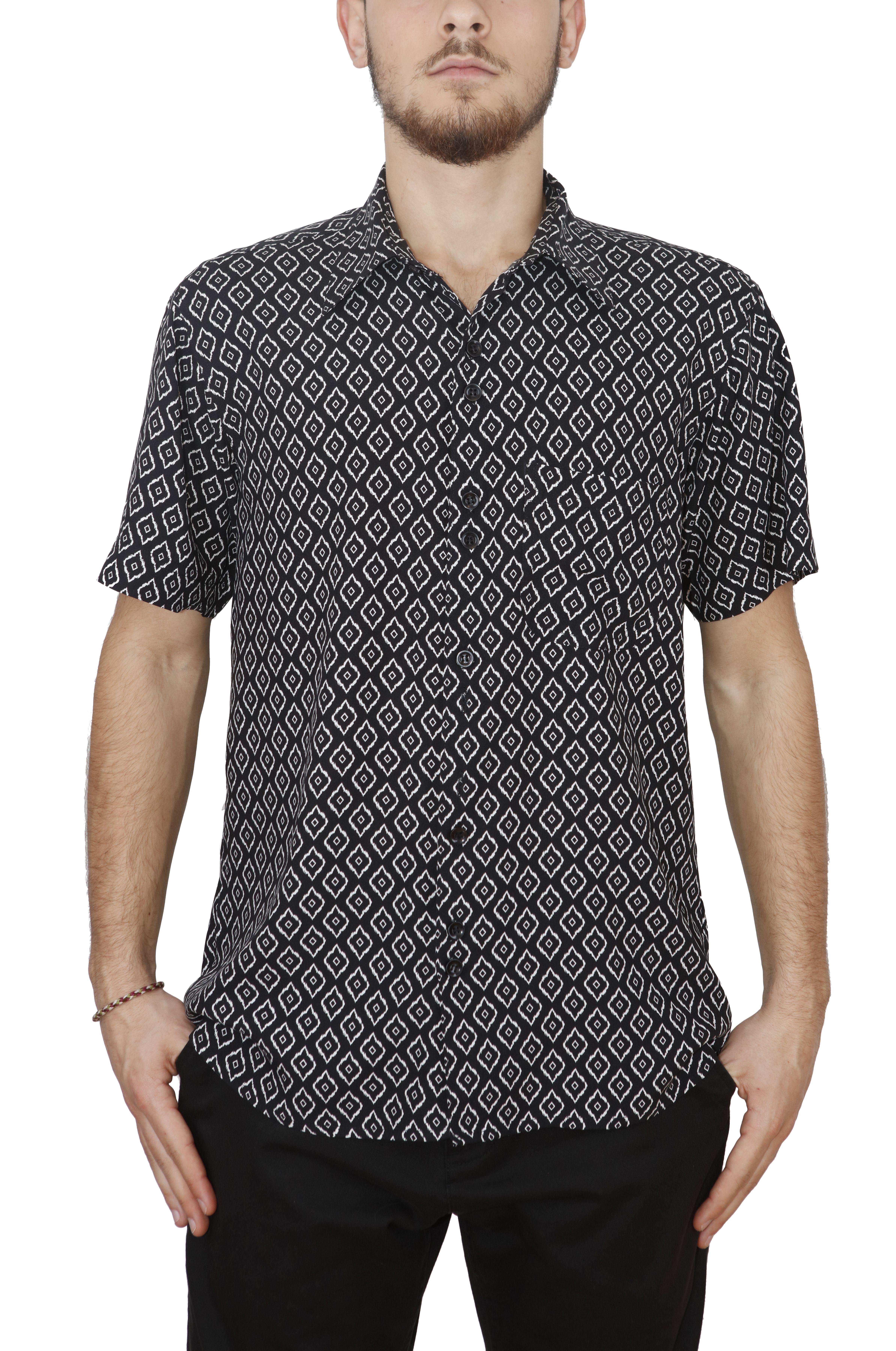 Black Mamba Shirt CLOUD Black/White