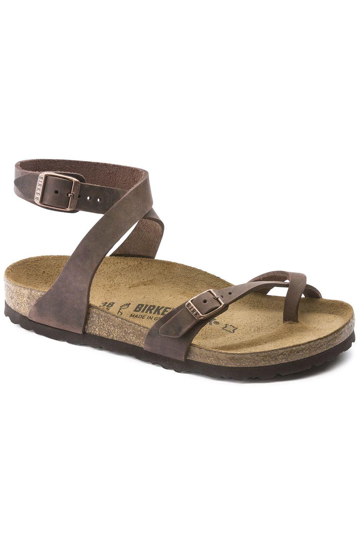 Birkenstock Sandals YARA NARROW Habana