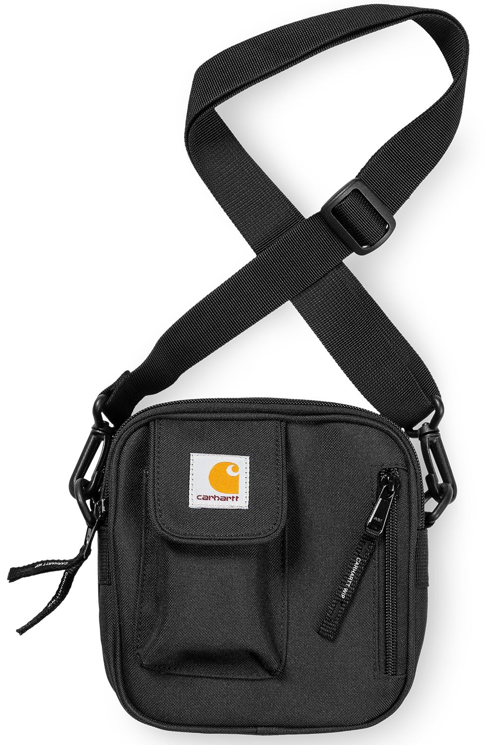 Bolsa Carhartt WIP ESSENTIALS Black