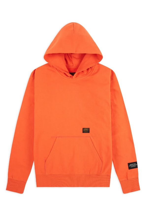 Sweat Capuz Carhartt WIP MILITARY TAPE Pepper