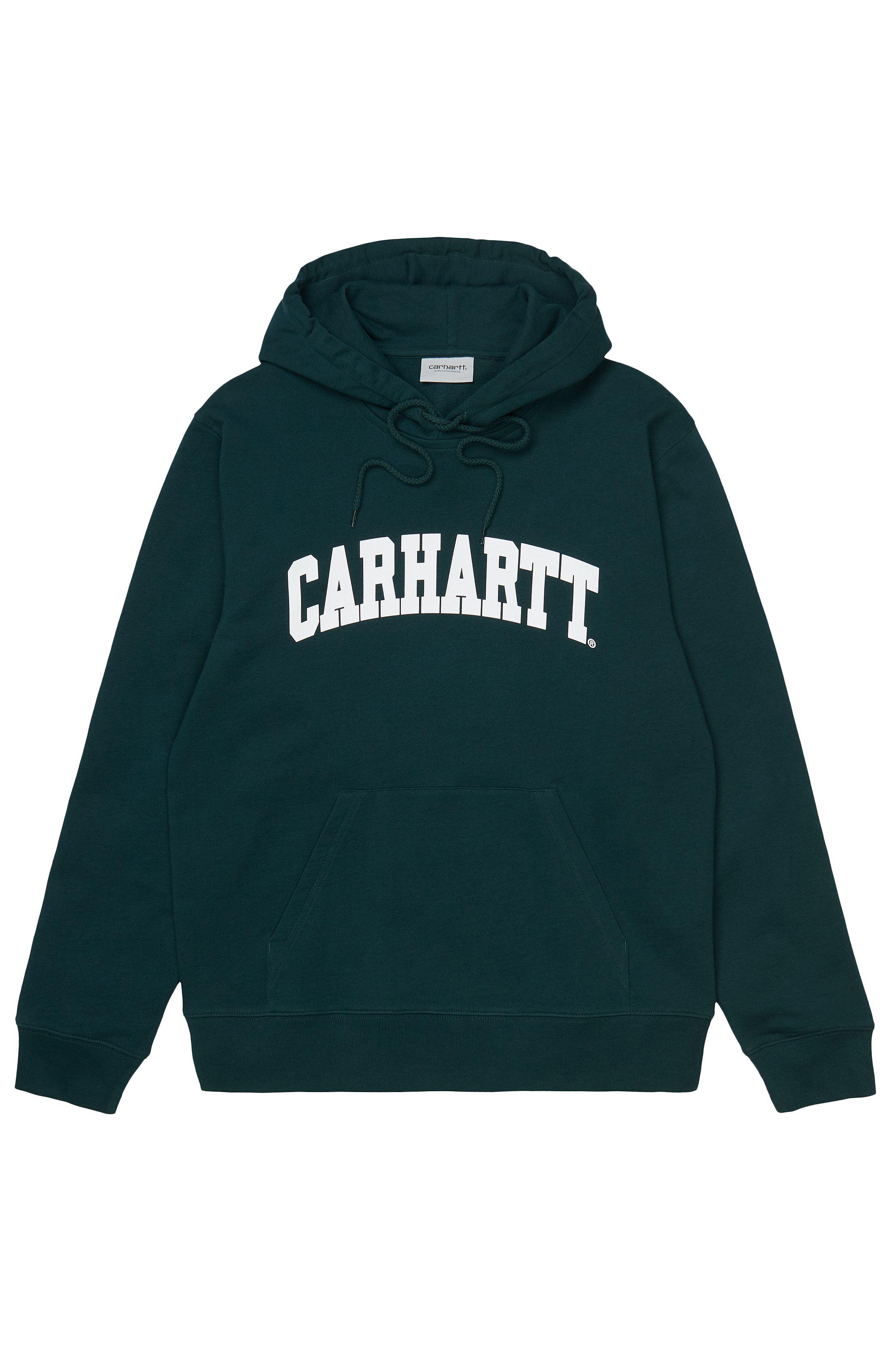 Sweat Capuz Carhartt WIP UNIVERSITY Frasier/White