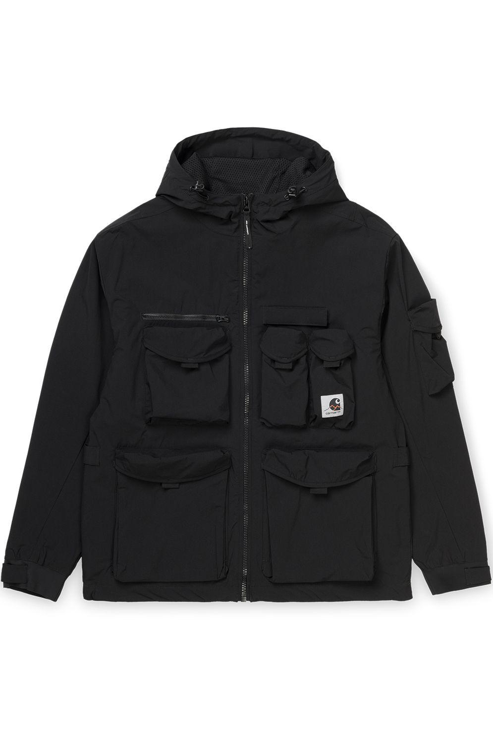 Carhartt WIP Jacket HAYES Black
