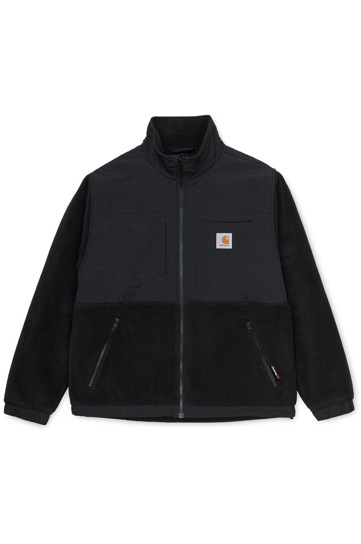 Carhartt WIP Jacket POLARTEC JACKET Black/Black